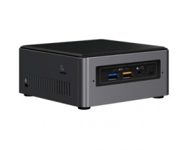 Ordenador sobremesa Intel NUC NUC7i3BNH - Intel Core i3 (7th Gen) i3-7100U 2,40 GHz - Mini PC - Intel HD Graphics 620 Gráficos -