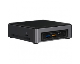 Ordenador sobremesa Intel NUC NUC7i3BNK - Intel Core i3 (7th Gen) i3-7100U 2,40 GHz DDR4 SDRAM - Mini PC - Intel HD Graphics 620