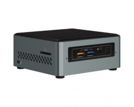 Ordenador sobremesa Intel NUC NUC6CAYH - Intel Celeron J3455 1,50 GHz DDR3L SDRAM - Mini PC - Intel HD Graphics 500 Gráficos - L