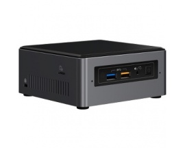Ordenador sobremesa Intel NUC NUC7i7BNHX1 - Intel Core i7 (7th Gen) i7-7567U 3,50 GHz - 16 GB Optane Memory - Mini PC - Intel Ir