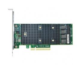Controlador NVMe Intel RSP3QD160J - 12Gb/s SAS, Serie ATA/600 - PCI Express 3.0 x8 - Tarjeta Plug-in - Compatibilidad con RAID -