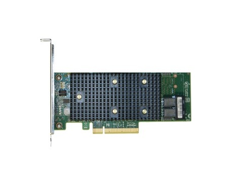 Controlador NVMe Intel RSP3WD080E - 12Gb/s SAS, Serie ATA/600 - PCI Express 3.0 x8 - Tarjeta Plug-in - Compatibilidad con RAID -