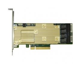 Controlador NVMe Intel RSP3TD160F - 12Gb/s SAS, Serie ATA/600 - PCI Express 3.0 x8 - Tarjeta Plug-in - 4 GB - Compatibilidad con