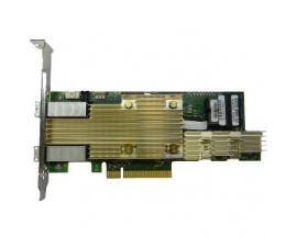 Controlador NVMe Intel RSP3MD088F - 12Gb/s SAS, Serie ATA/600 - PCI Express 3.0 x8 - Tarjeta Plug-in - 4 GB - Compatibilidad con