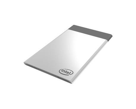 Intel Compute Card CD1M3128MK Ordenador de Una Sola Placa Base - Slot-in PC - Intel - Core M - m3-7Y30 - Dual-core (2 Core) - 1