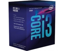 Procesador Intel Core i3 i3-8100 - Quad-core (4 Core) 3,60 GHz - Socket H4 LGA-1151 - Al por menor Paquete(s) - 6 MB Cach&eacute