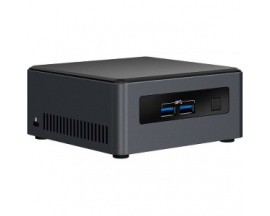 Ordenador sobremesa Intel NUC NUC7i5DNHE - Intel Core i5 (7th Gen) i5-7300U 2,60 GHz DDR4 SDRAM - Mini PC - Intel HD Graphics 62