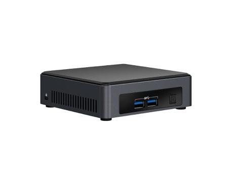 Ordenador sobremesa Intel NUC NUC7i5DNKE - Intel Core i5 (7th Gen) i5-7300U 2,60 GHz DDR4 SDRAM - Mini PC - Intel Gráficos - LAN