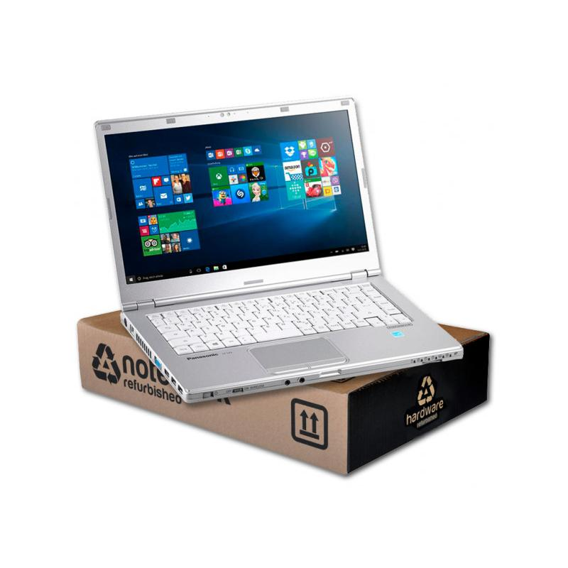 Panasonic ToughBook CF- LX3Intel Core i5 4310U 2 GHz. · 8 Gb. SO-DDR3 RAM · 128 Gb. SSD M2 · Teclado internacional con pegat