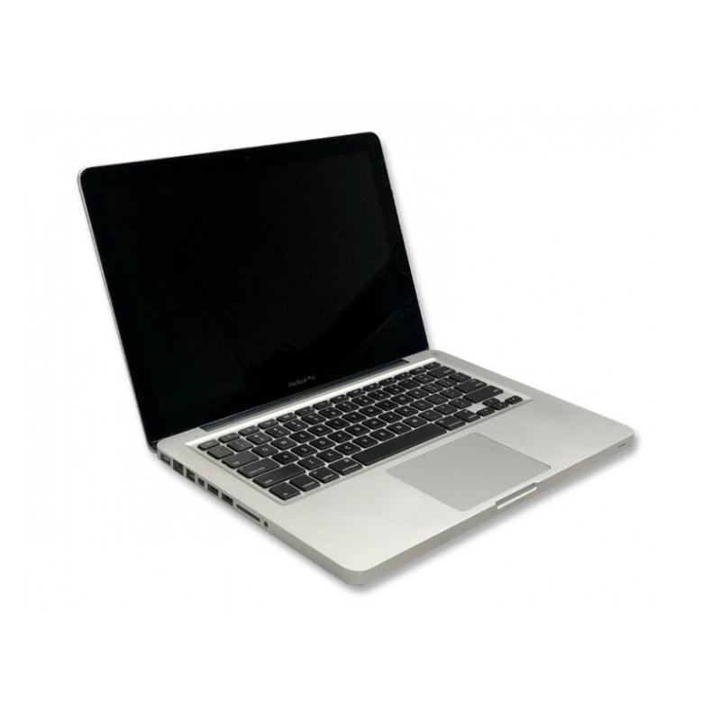 Apple MacBook Pro 8,1 Intel Core i5 2415M 2.3 GHz. · 4 Gb. SO-DDR3 RAM · 320 Gb. SATA · DVD-RW · macOS High Sierra · Led 13.3 ''