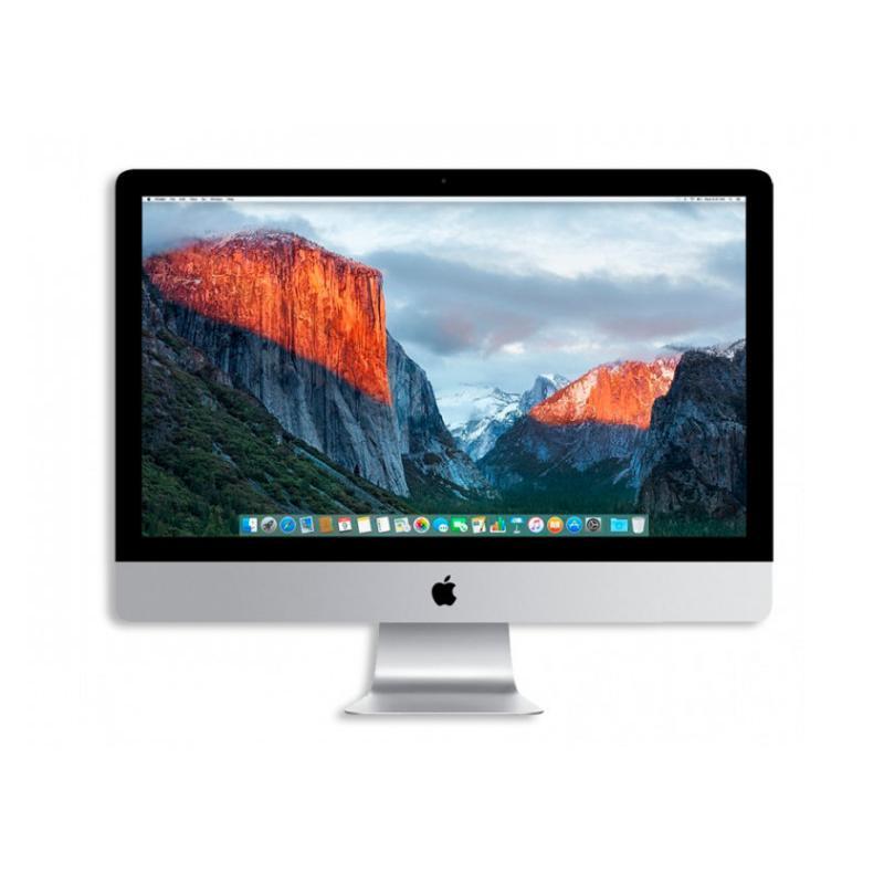 """Apple Imac 27"""" A1312 Intel Core i5 2500S 2.7 GHz. · 4 Gb. SO-DDR3 RAM · 1.00 Tb. SATA · DVD-RW · macOS High Sierra · Led 27 '' 2"""