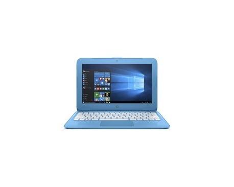 """Portatil hp stream cel n3060 11.6"""" 2gb / emmc32gb / wifi / bt / w10 / azul - Imagen 1"""