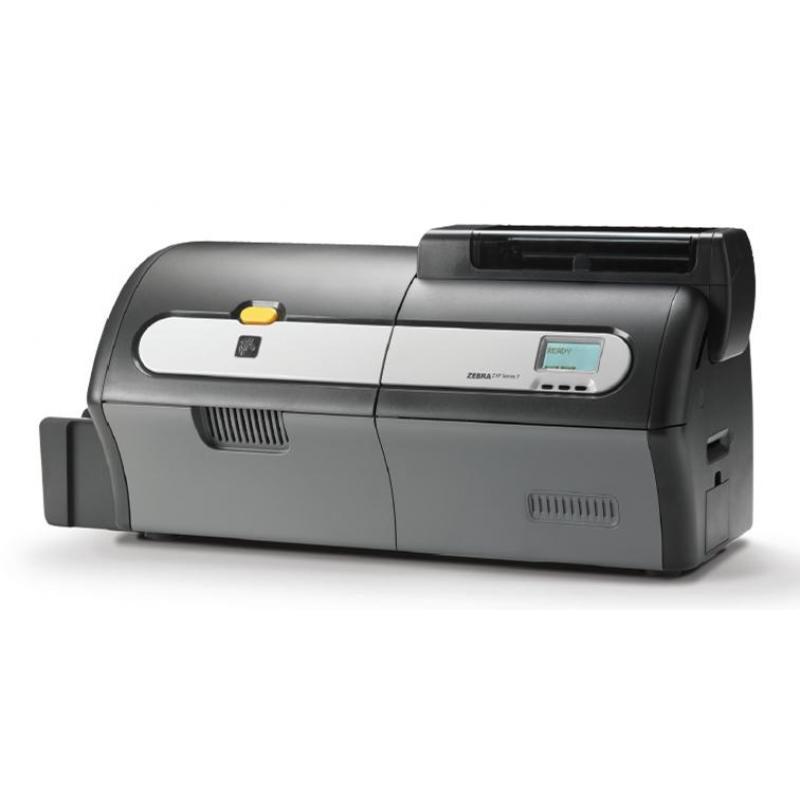 ZXP7 impresora de tarjeta plástica Pintar por sublimación/Transferencia térmica Color 300 x 300 DPI - Imagen 1