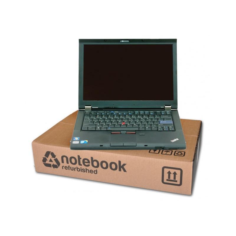 Lenovo ThinkPad T420sIntel Core i7 2640M 2.8 GHz. · 8 Gb. SO-DDR3 RAM · 160 Gb. SSD · DVD-RW · Teclado internacional con peg