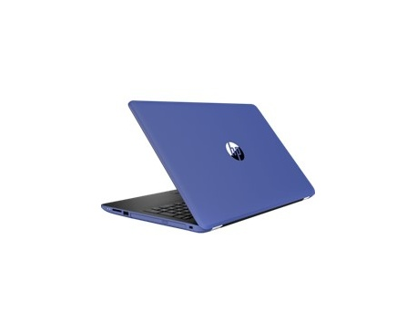 "Portatil hp 15-bs001ns cel n3060 15.6"" 4gb / 500gb / wifi / bt / w10 / azul - Imagen 1"