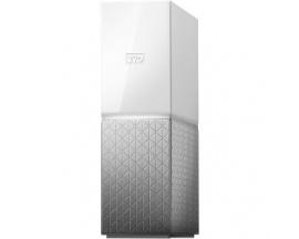 Sistema de almacenamiento NAS WD My Cloud Home WDBVXC0040HWT-EESN - De Escritorio - 1 x HDD admitido - 1 x HDD Instalado - 4 TB