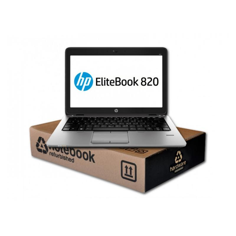 HP Elitebook 820 G4 i5Intel Core i5 7300U 2.6 GHz. · 8 Gb. SO-DDR4 RAM · 256 Gb. SSD M2 · Teclado internacional con pegatina