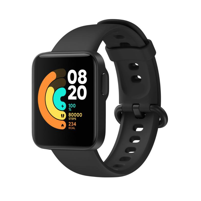 Mi Watch Lite reloj deportivo Pantalla táctil Bluetooth 320 x 320 Pixeles Negro - Imagen 1