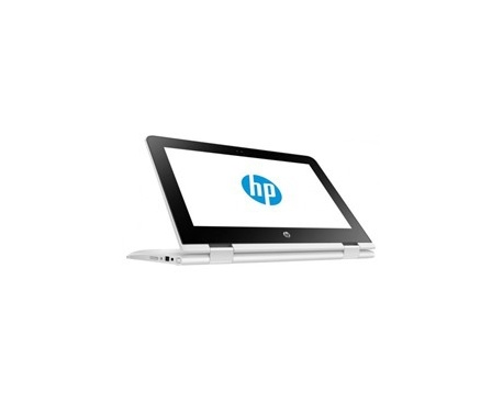 "Portatil hp stream x360 cel n3060 11.6"" tactil 2gb / 32gbemmc / wifi / bt / w10 / blanco - Imagen 1"