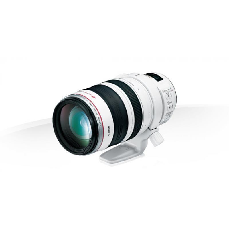 EF 28-300mm f/3.5-5.6L IS USM SLR Teleobjetivo Blanco - Imagen 1
