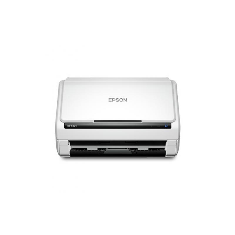 DS-530 II Escáner con alimentador automático de documentos (ADF) 1200 x 1200 DPI Blanco - Imagen 1