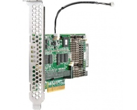 Controlador SAS HPE Smart Array P440 - 12Gb/s SAS - PCI Express 3.0 x8 - Tarjeta Plug-in - 2 GB Memoria Cache Resguardada - Comp