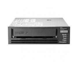 Unidad de Cinta LTO-7 HPE StoreEver - 6 TB (Nativo)/15 TB (Comprimido) - 6Gb/s SAS - 133,35 mm Ancho - 1/2H Altura - Interno - 3