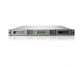 Autocargador de cinta HPE StoreEver 1/8 G2 - 1 x Unidad/8 Ranura para Cartuchos - LTO-7 - 1U - Montaje en bastidor - 48 TB (Nati