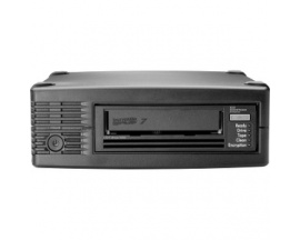 Unidad de Cinta LTO-7 HPE StoreEver - 6 TB (Nativo)/15 TB (Comprimido) - 6Gb/s SAS - Externo - 300 MB/s Nativo - 750 MB/s Compri
