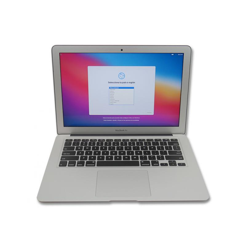 Apple MacBook Air 7,2 Intel Core i5 5250U 1.6 GHz. · 8 Gb. SO-DDR3 RAM · 128 Gb. SSD · macOS Big Sur · Led 13.3 '' HD 16:10 ·