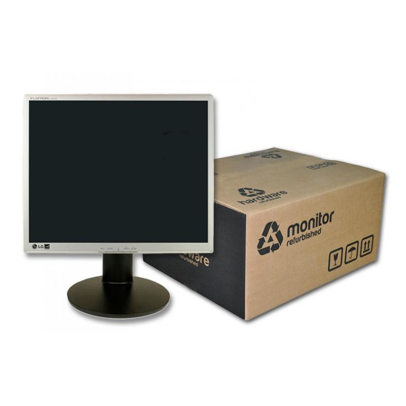 LG L1942PK LCD 19 '' HD con Altavoces · 5:4 · Resolución 1280x1024 · Dot pitch 0.098 mm · Respuesta 5 ms · Contraste 8000:1 ·