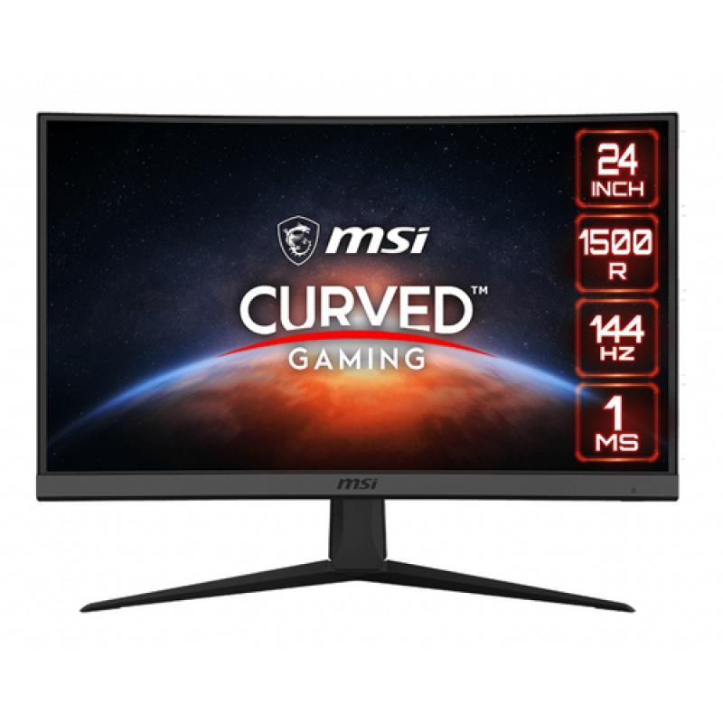 """MSI Optix G24C6 59,9 cm (23.6"""") 1920 x 1080 Pixeles Full HD LCD Negro - Imagen 1"""