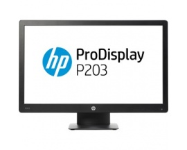"Monitor LCD HP Business P203 - 50,8 cm (20"") - LED - 16:9 - 5 ms - 1600 x 900 - 16,7 Millones de colores - 250 cd/m² -"