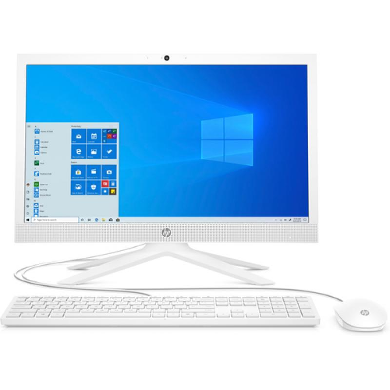 "HP 21-b0007n 52,6 cm (20.7"") 1920 x 1080 Pixeles Intel Celeron J 4 GB DDR4-SDRAM 256 GB SSD Windows 10 Home Wi-Fi 5 (802.11ac) P"