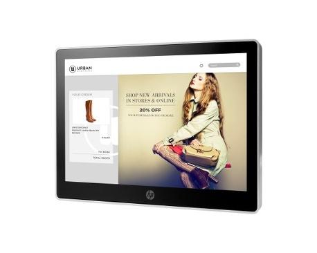 "Monitor de pantalla táctil LCD HP L7010t - 25,7 cm (10,1"") - 16:10 - 30 ms - Projected Capacitive - Pantalla Multi-táctil -"