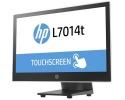 HP Monitor táctil para minoristas L7014t de 14 pulgadas