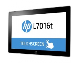 "Monitor de pantalla táctil LCD HP L7016t - 39,6 cm (15,6"") - 16:9 - 8 ms - Projected Capacitive - 1366 x 768 - WXGA - 16,2 m"
