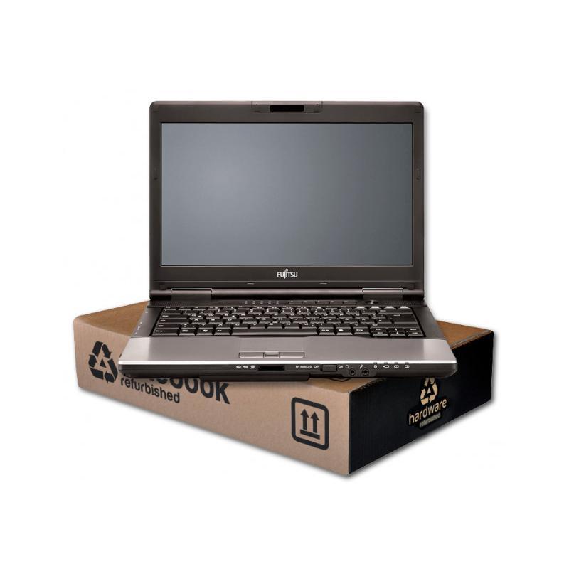 Fujitsu Lifebook S752Intel Core i5 3320M 2.6 GHz. · 8 Gb. SO-DDR3 RAM · 500 Gb. SATA · DVD-RW · Teclado internacional con pe