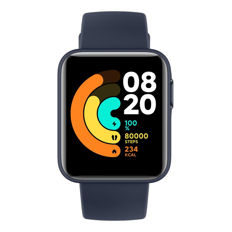 "Mi Watch Lite 3,56 cm (1.4"") LCD Azul GPS (satélite) - Imagen 1"