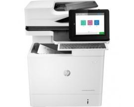 Impresora Láser Multifunción HP LaserJet M631h - Monocromo - Papel para imprimir sencillo - De Escritorio - Copiadora/Impresora/