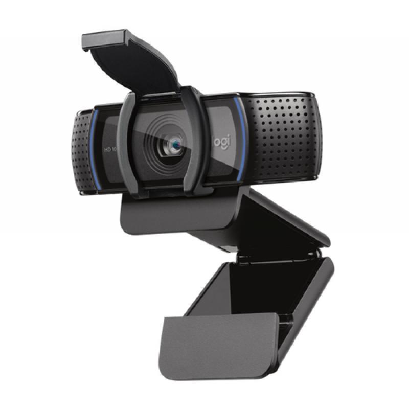 Logitech C920e cámara web 1920 x 1080 Pixeles USB 3.2 Gen 1 (3.1 Gen 1) Negro - Imagen 1