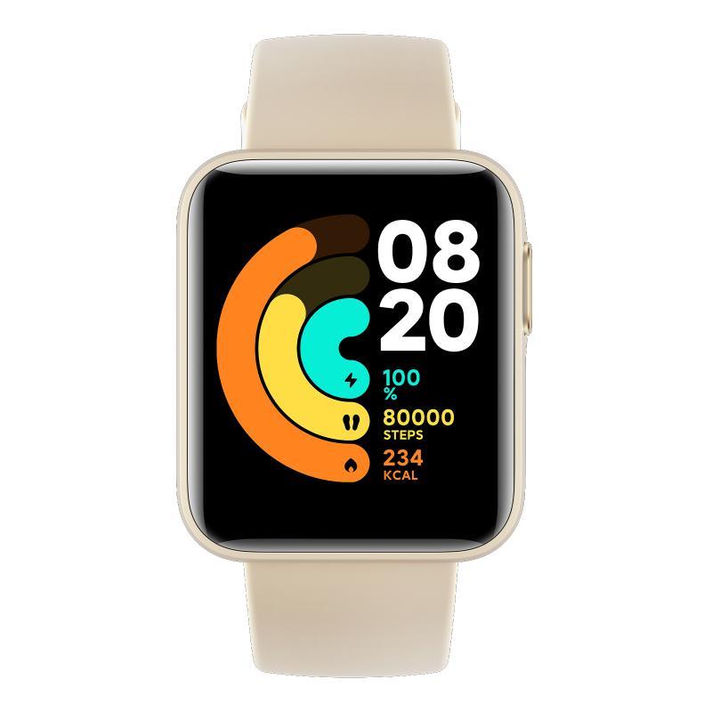"""Mi Watch Lite 3,56 cm (1.4"""") LCD Marfil GPS (satélite) - Imagen 1"""