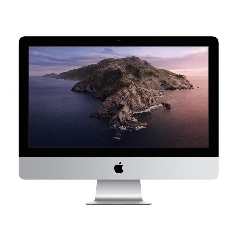 "iMac 54,6 cm (21.5"") 4096 x 2304 Pixeles 8ª generación de procesadores Intel® Core™ i3 8 GB DDR4-SDRAM 256 GB SSD AMD Radeon Pro"