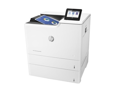 Impresora Láser HP LaserJet M653x - Color - 1200 x 1200dpi Impresión - Papel para imprimir sencillo - De Escritorio - 74 ppm Mon