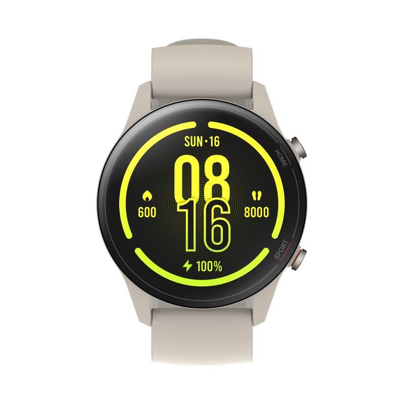 Mi Watch reloj deportivo Pantalla táctil Bluetooth 454 x 454 Pixeles Beige - Imagen 1