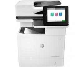Impresora Láser Multifunción HP LaserJet M632h - Monocromo - Papel para imprimir sencillo - De Escritorio - Copiadora/Impresora/