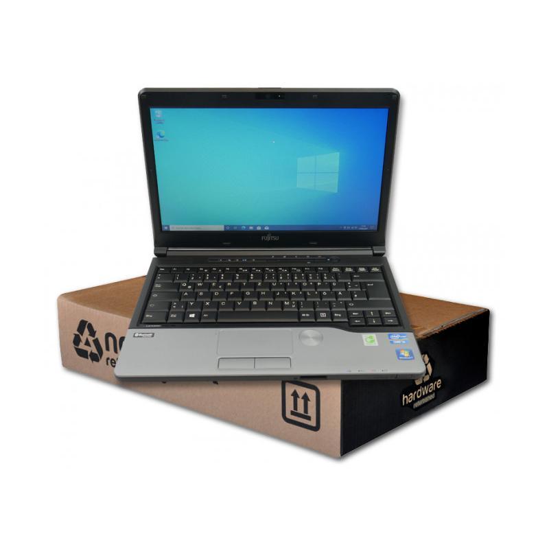 Fujitsu Lifebook S762Intel Core i5 3320M 2.6 GHz. · 8 Gb. SO-DDR3 RAM · 500 Gb. SATA · Teclado internacional con pegatinas e