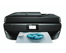Impresora de inyección de tinta multifunción HP Officejet 5230 - Color - Papel para imprimir sencillo - De Escritorio - Copiador