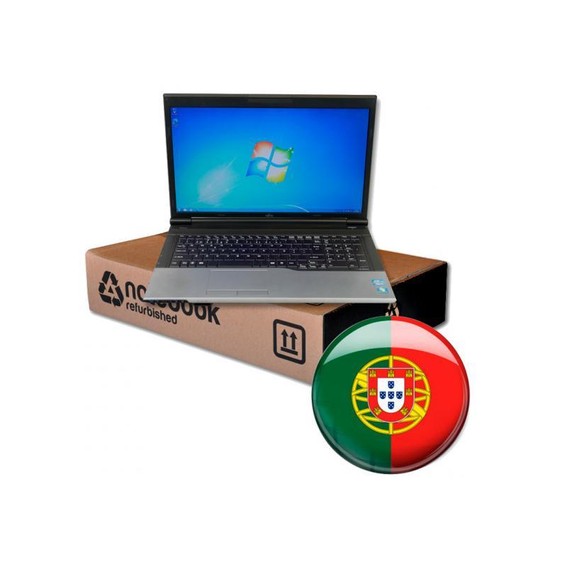 Fujitsu LIFEBOOK N532 Intel Core i5 3210M 2.5 GHz. · 8 Gb. SO-DDR3 RAM · 240 Gb. SSD · DVD · Windows 10 Pro (Portuguese) · Led 1