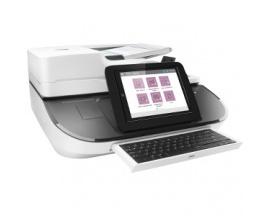 Escáner de superficie plana HP Digital Sender 8500fn2 - 600 ppp Óptico - 24-bit Color - 8-bit Escala de grises - 100 ppm (Mono)
